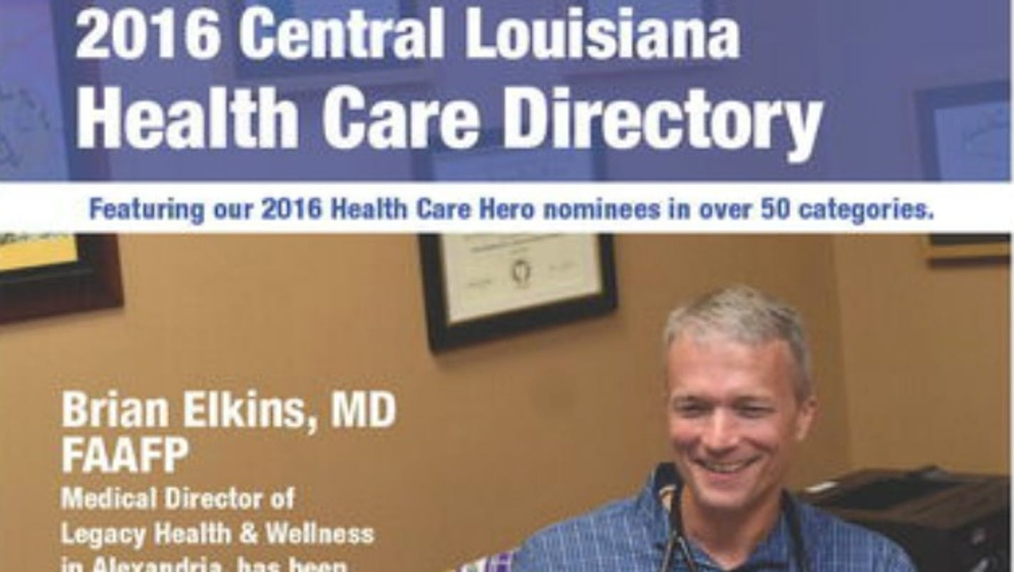 2016 Health Care Directory