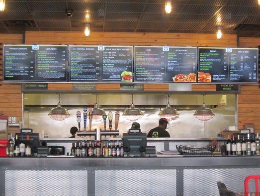 BurgerFi A Worthy Warrior In Upscale Fast Food Battle