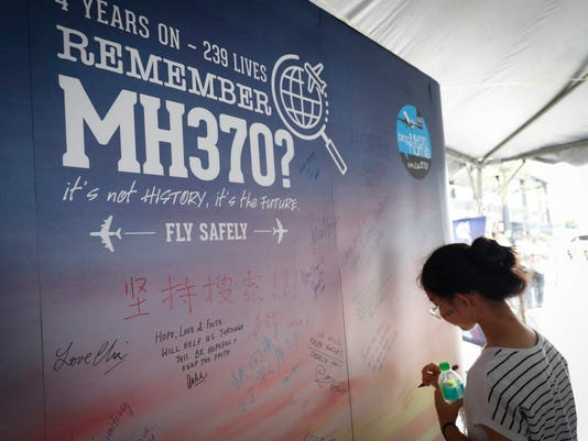 AP MALAYSIA MISSING PLANE I FILE MYS