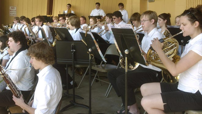 The Stevens Point City Band will present its final concert of the summer season at 7 p.m. Wednesday in the band shell at Pfiffner Pioneer Park, weather permitting.