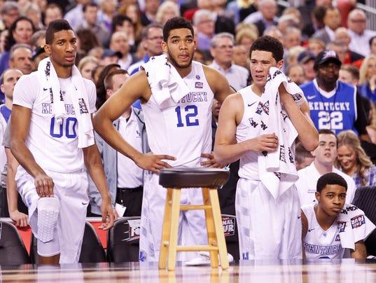Uk Basketball Players: John Calipari: 5-7 Kentucky Players Likely Gone To NBA