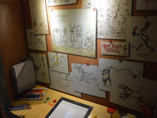 """The """"Get Animated!"""" special exhibition at Arizona Science"""