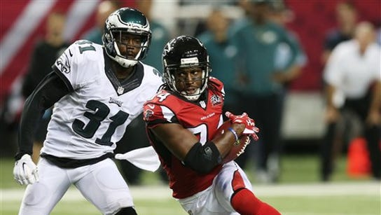 Byron Maxwell had a disappointing season after the