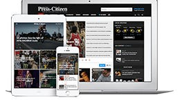 Get the latest from the Press-Citizen through our smartphone app.