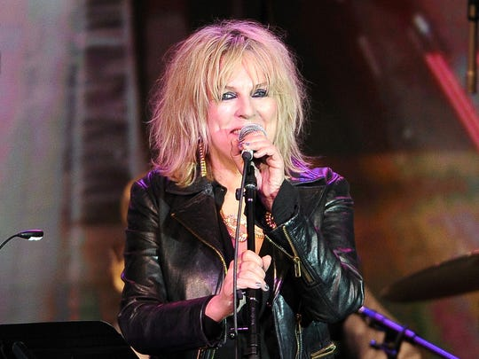 Lucinda Williams will be the headliner at the Jimmie