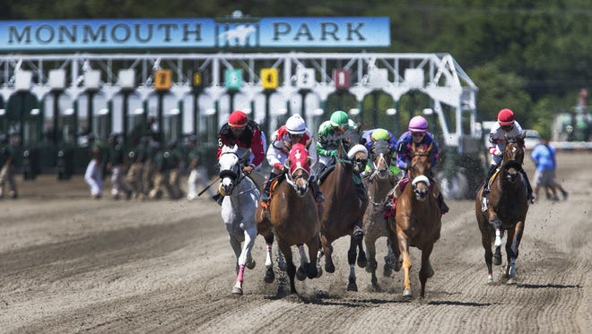 Monmouth Park announced it's racing dates for the 2018 season on Thursday.