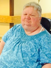 Priscilla Ruplinger, president of the Mount View Care Center's residents' council.