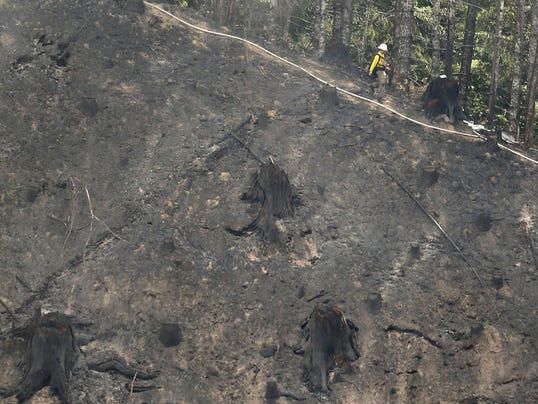 Oregon Wildfires-Came_Mill (2)