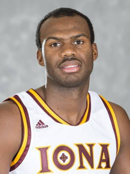 Headshot of Iona senior Jon Severe.