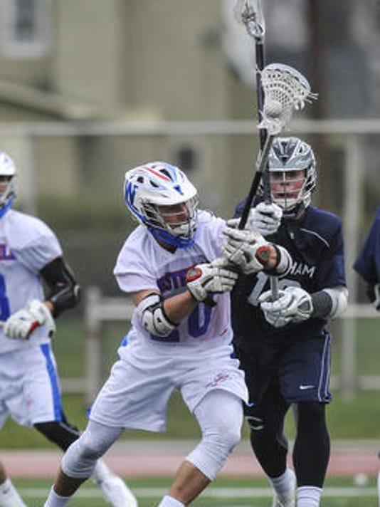 Westfield's Nick Bond boys lacrosse