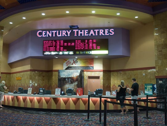 Grab your ticket to the movies at the Century 16 South