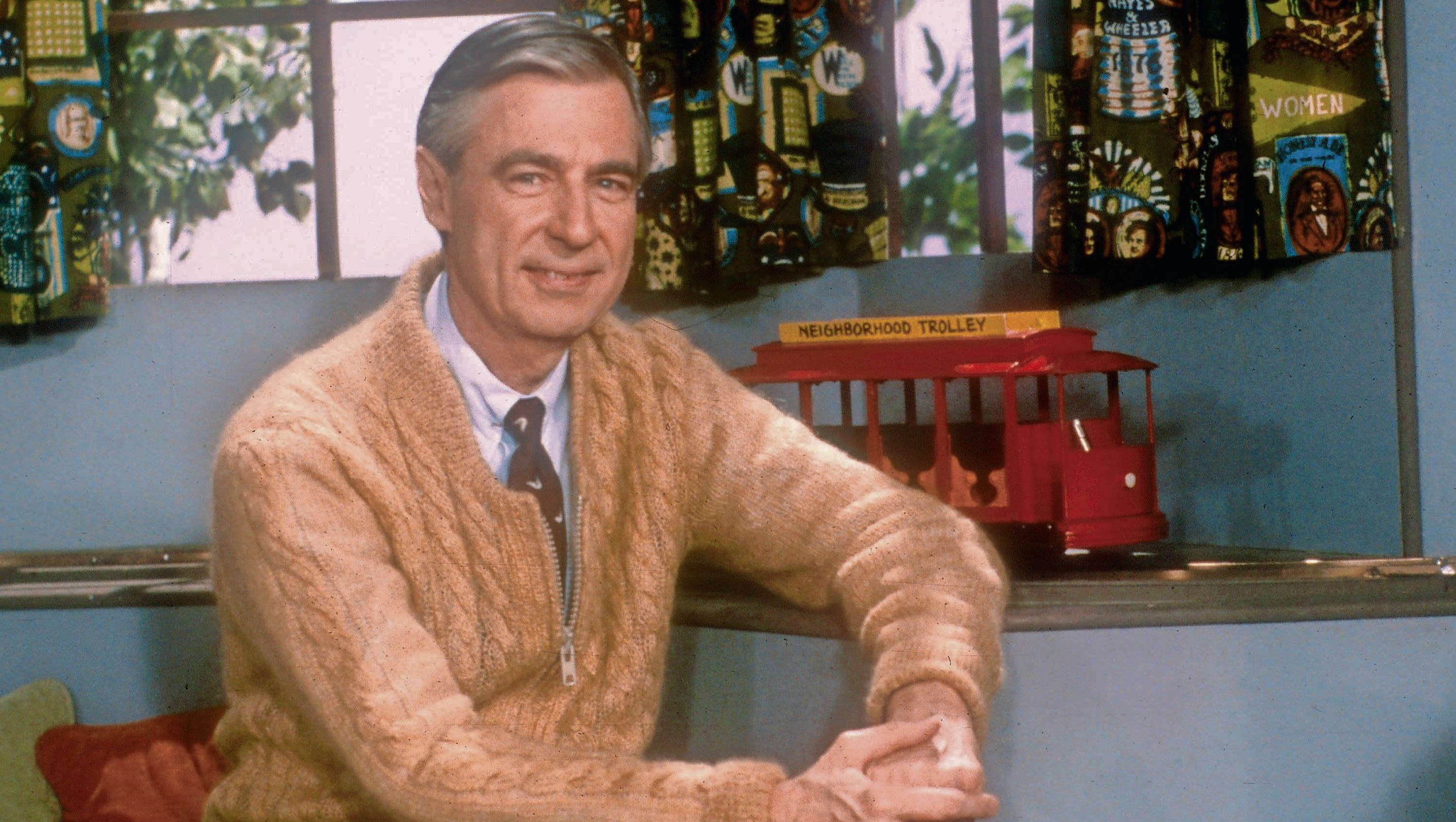 Mister Rogers Neighborhood Shows Up At Presbyterian Heritage Center