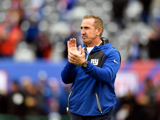 Giants defensive coordinator Steve Spagnuolo has confidence in his group going into a matchup against the Cowboys on Sunday, Dec. 11, 2016 at MetLife Stadium in East Rutherford.