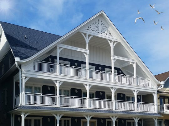 Mary's Place by the Sea is located in the Ocean Grove
