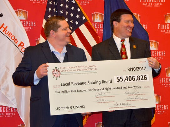 More than $5 million will go to local governments and