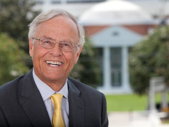 FSU College of Law Dean Don Weidner. will step down and return to teaching.