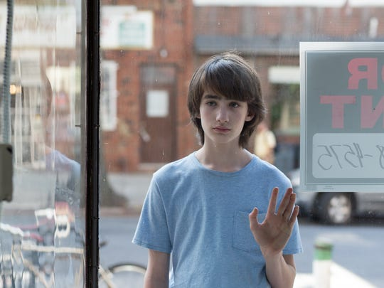 "In ""Little Men,"" Jake (Theo Taplitz) has ambitions"