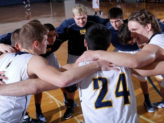 Fulton at P-W Basketball