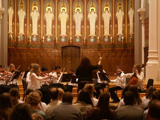 Central Minnesota Youth Orchestra will perform a concert