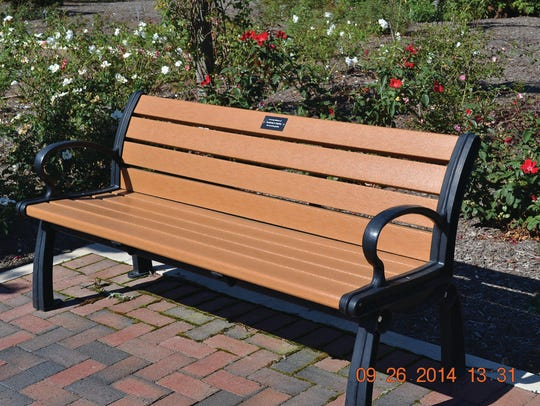 Tribute benches provide a lasting memorial in Somerset