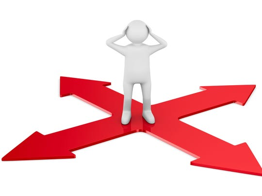 Choose to go the right way in asking questions of job