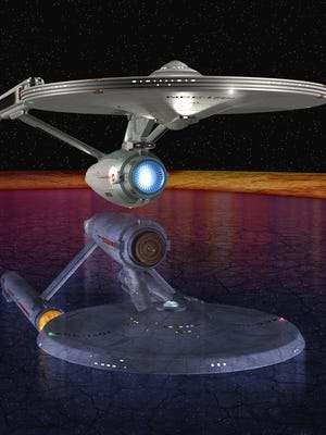 """Star Trek: The Ultimate Voyage"" will feature iconic footage and music from the TV show and movies on April 19 at the Resch Center."
