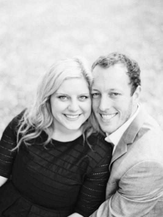 Engagements: Anne D'Amico & Benjamin Bullock