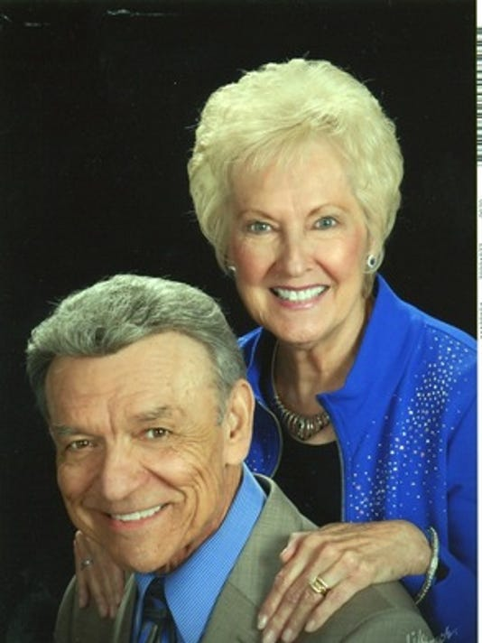 Anniversaries: Rodger Coleman & Kathryn Coleman