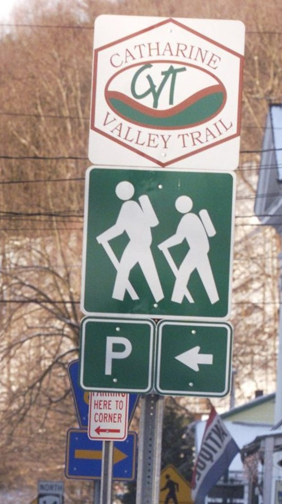 The Catharine Valley Trail will get a face lift during