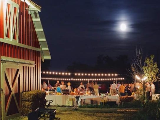 Farm-to-table dinner at E.A.T. South