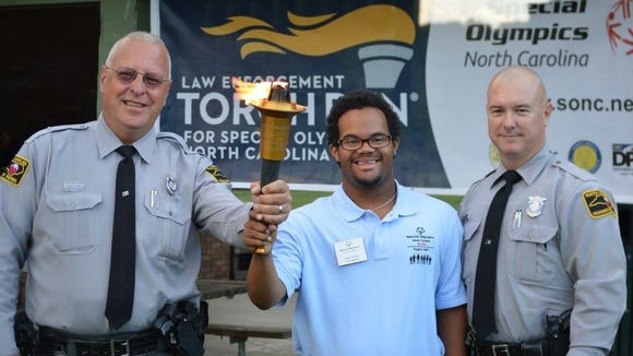 N.C. Highway Patrol officers will hold the fourth annual N.C. Highway Patrol Troop G 5K Dec. 9 to benefit the Henderson County Special Olympics.