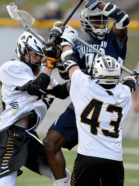 Dallastown vs Red Lion boys' lacrosse