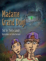 """""""Madame Grand Doigt"""" is the second book for award-winning children's author Yvette Landry of Breaux Bridge."""