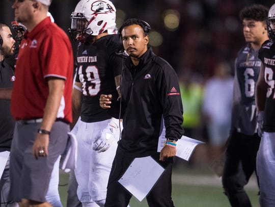 SUU coach Demario Warren is no stranger to playing Pac-12 opponents.