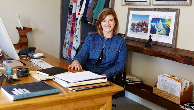 Donna Carpenter will become Burton's CEO on Feb. 1.
