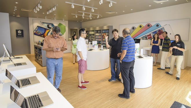 Beyond the Box, an Apple Premium Reseller located in the Pleasure Island area of Tumon, opened in November 2014.