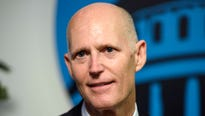 Florida Gov. Rick Scott is heading off to Argentina for another trade mission.
