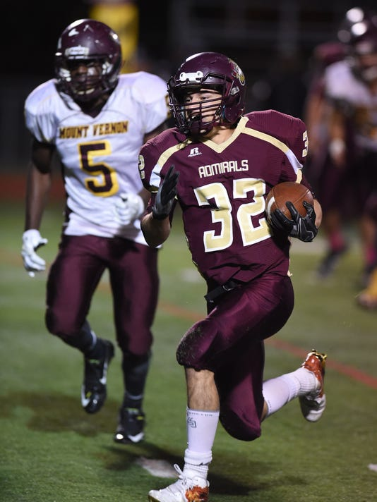 Arlington Football vs Mt Vernon - Gallery