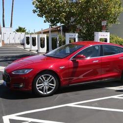 'Consumer Reports' dings Tesla's ratings over braking