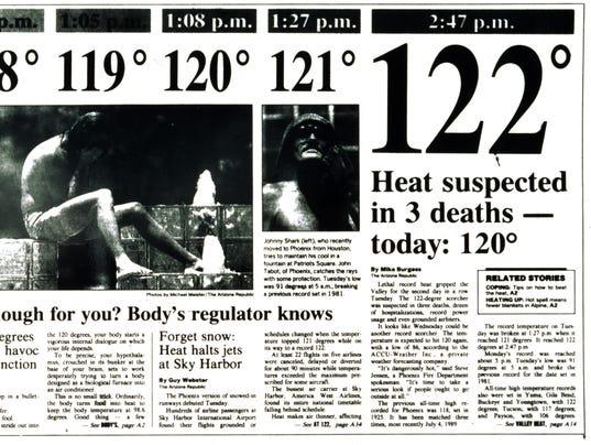 Record Heat