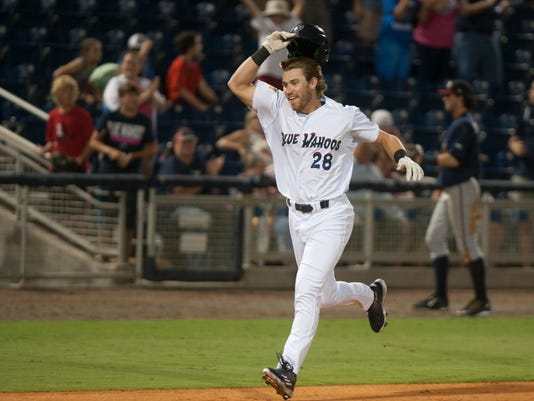 Mississippi Braves vs. Blue Wahoos
