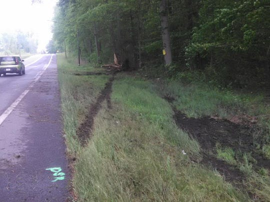Three Chincoteague residents were fatally injured in a single-vehicle crash in Girdletree, Maryland on Monday, May 11, 2015.