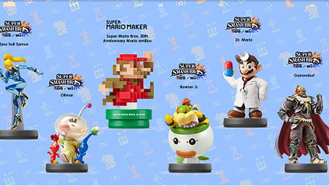 Nintendo's next wave of amiibo will see a Sept. 11 and Sept. 25 release.