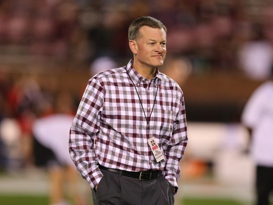 Mississippi State's search to replace Scott Stricklin