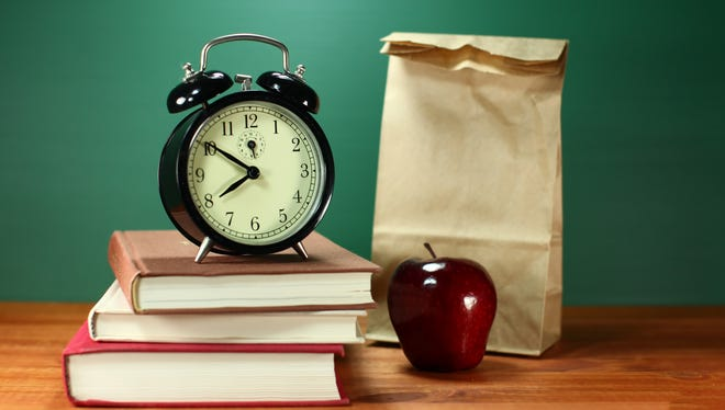 Williamson Schools are considering a later start time for its h igh schools.