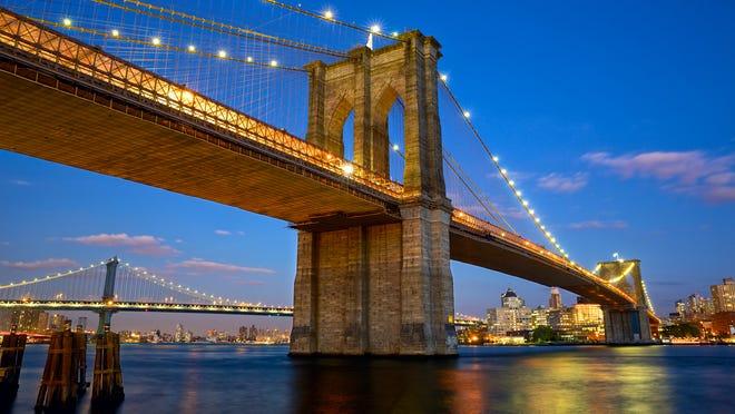 50 beautiful photos of the Brooklyn Bridge