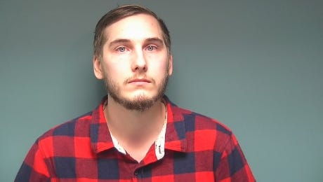 Quinlyn Harden, 24, of Independence, was arrested on three counts of first-degree sexual abuse.