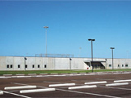 Federal prison in Yazoo City