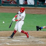 Jesse Winker's first grand slam lifts Cincinnati Reds over Chicago Cubs 6-2