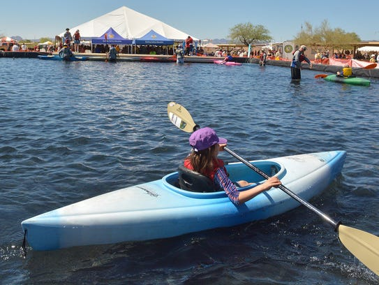 Things to do in phoenix 4 festivals this weekend for Az game and fish dept